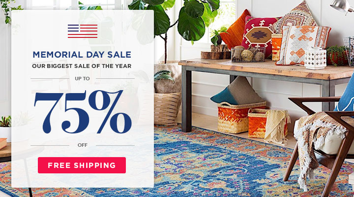 Memorial Day Sale - Up to 75% Off