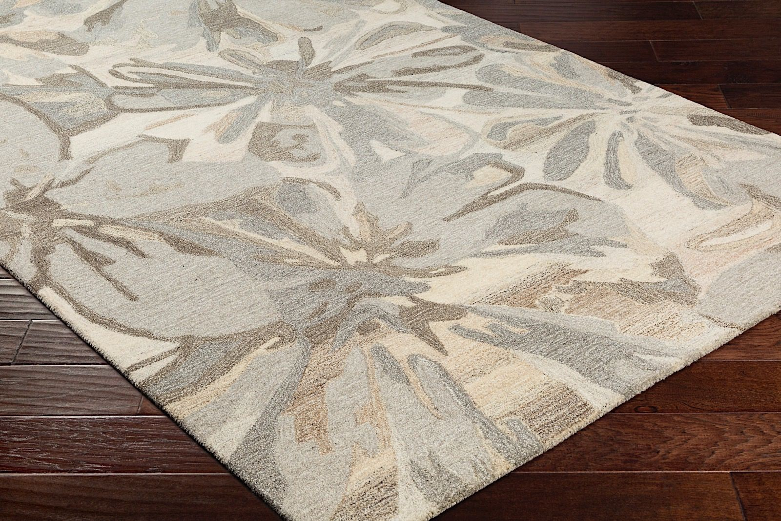 Surya Athena Country Floral Area Rug Collection Rugpal