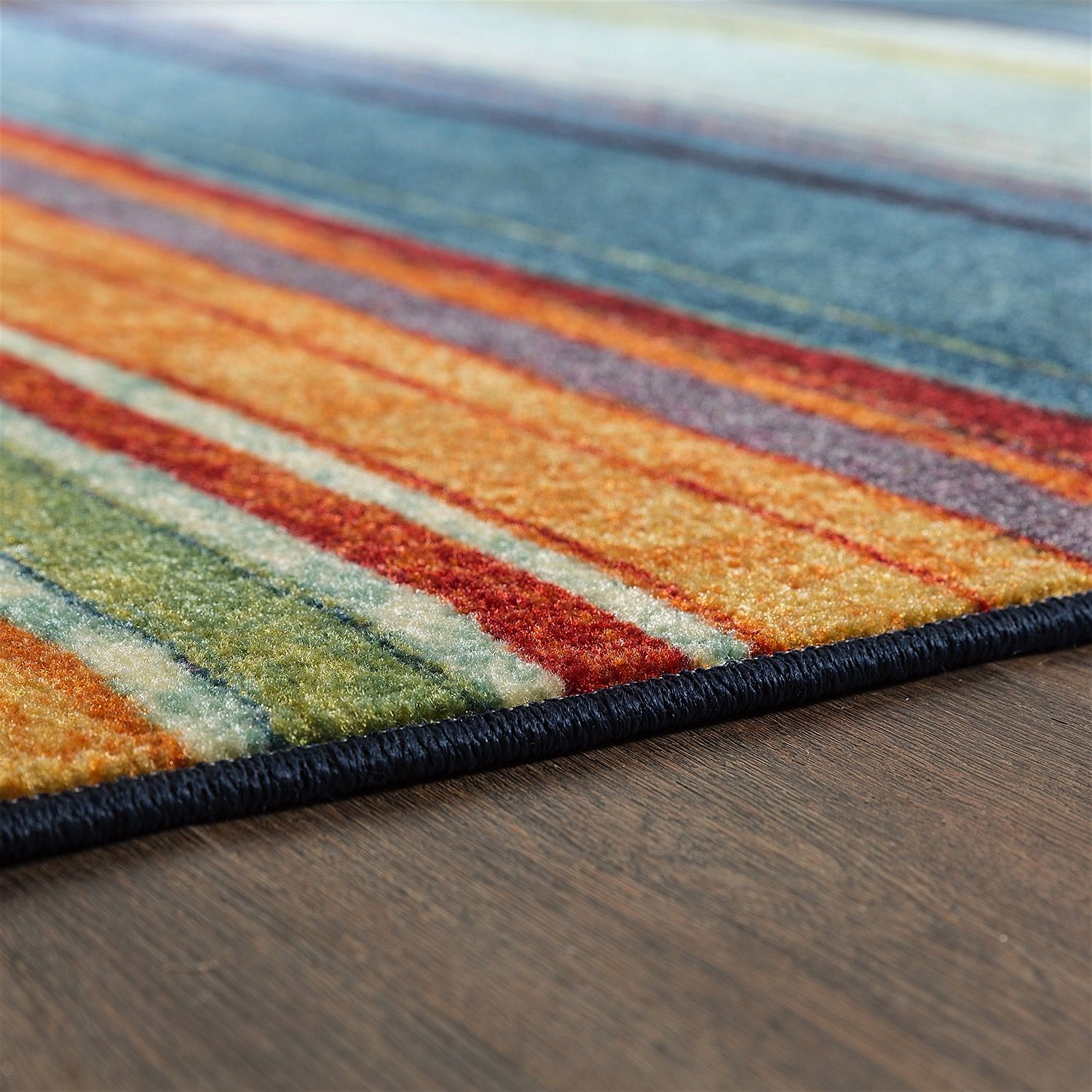 Mohawk Rainbow Contemporary Area Rug Collection Rugpal