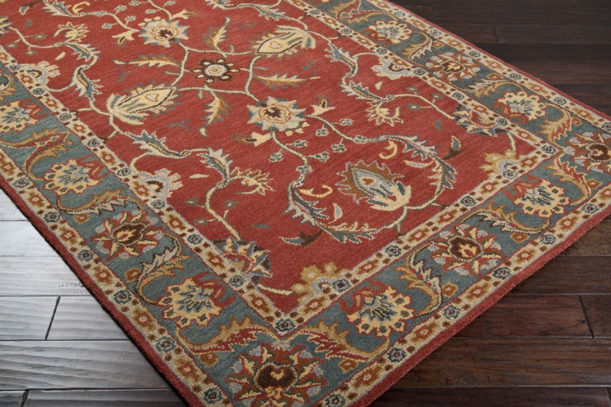 Surya Caesar Traditional Area Rug Collection Rugpal Com