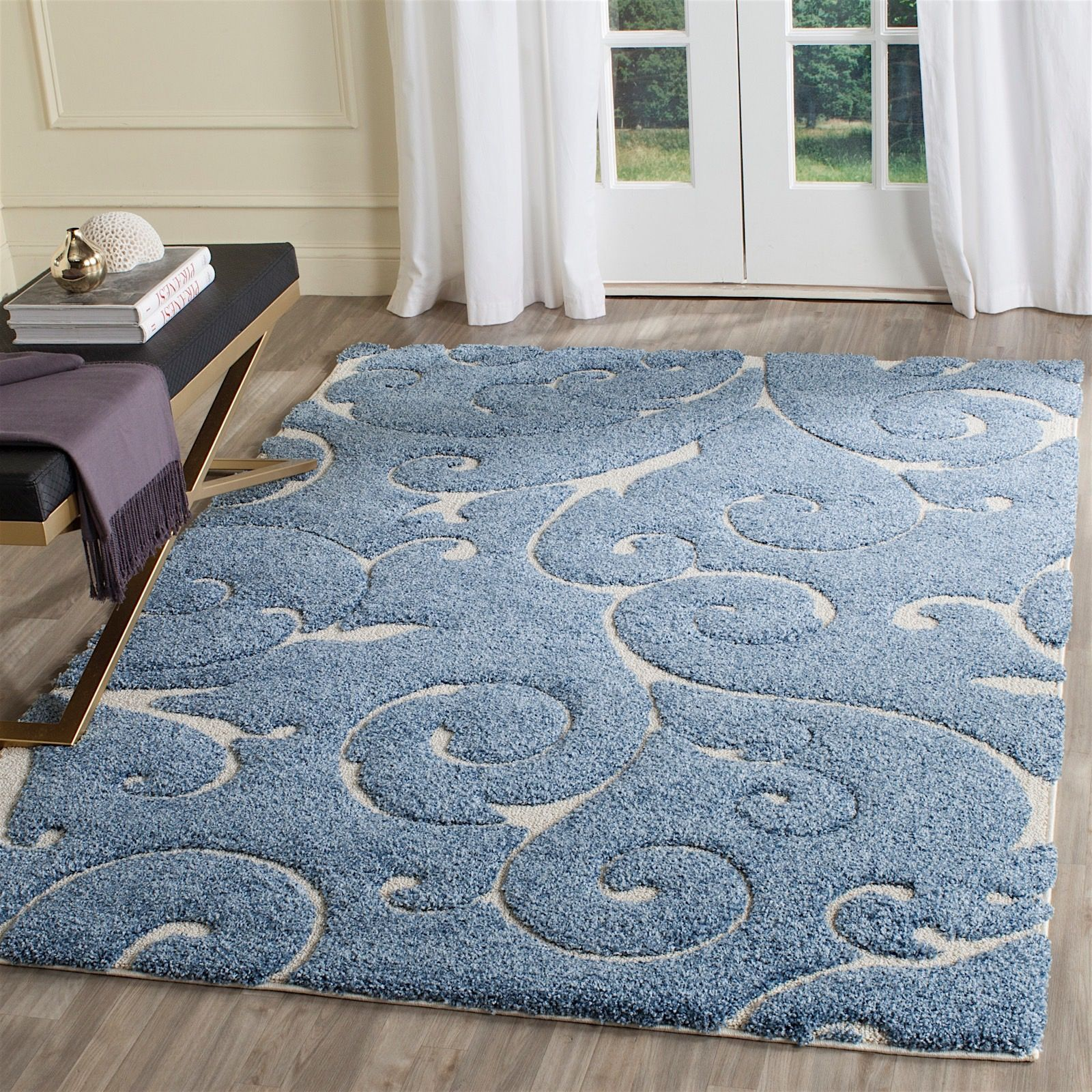 Safavieh Florida Shag Shag Area Rug Collection Rugpal
