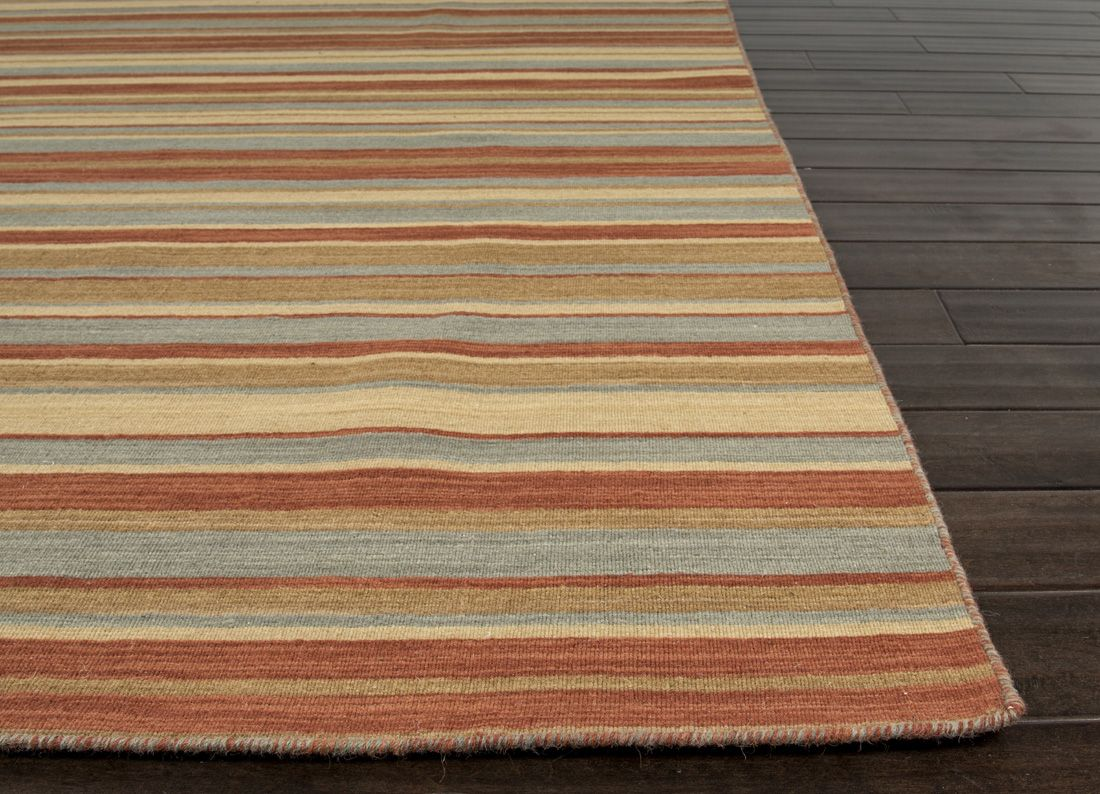 Jaipur Pura Vida Solid Striped Area Rug Collection