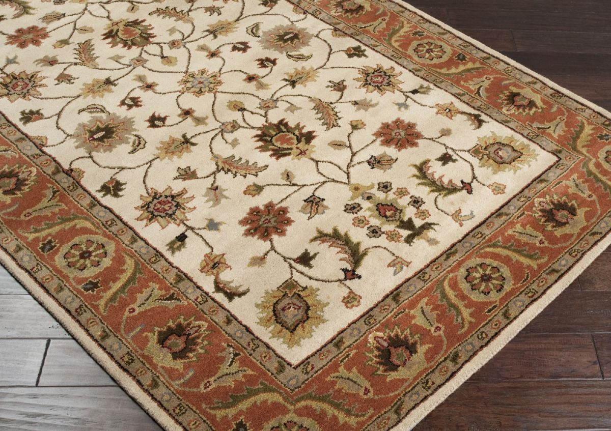 Surya Crowne Traditional Area Rug Collection Rugpal Com