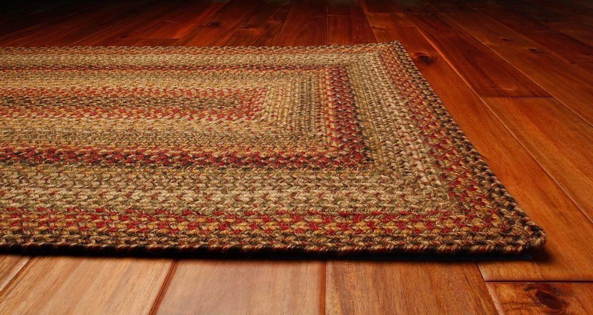 Homespice Decor Kingston Braided Area Rug Collection