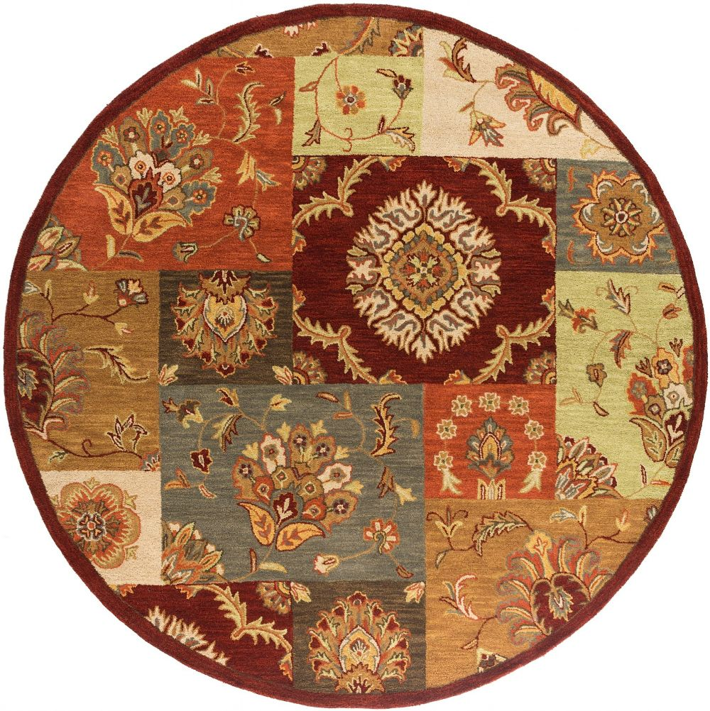 artistic weavers middleton emma traditional area rug collection