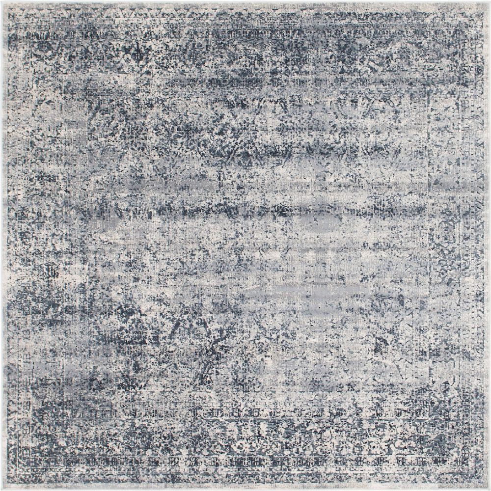 unique loom chateau transitional area rug collection