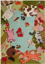 NuLoom Kids Kinderloom Area Rug Collection