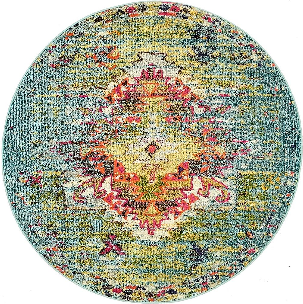 unique loom vita contemporary area rug collection