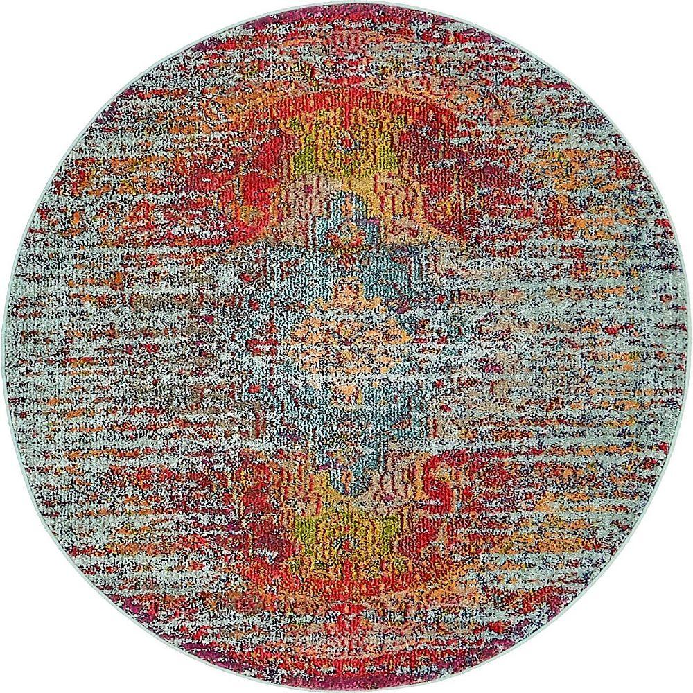 unique loom vita contemporary area rug collection