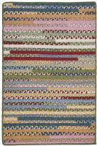 Colonial Mills Braided Market Mix Rect Area Rug Collection