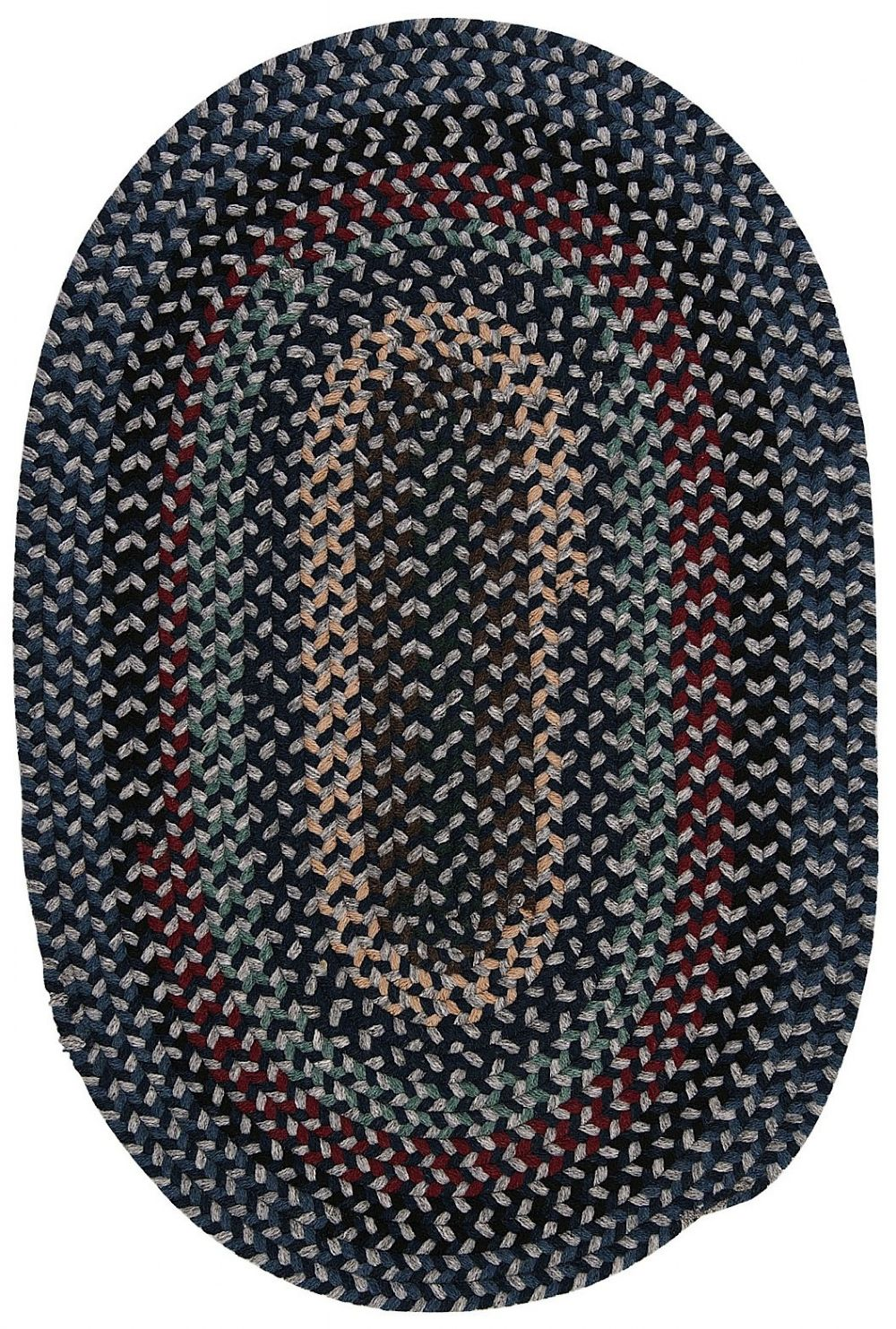 colonial mills boston common braided area rug collection