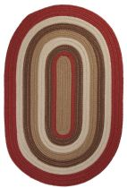 Colonial Mills Braided Brooklyn Area Rug Collection