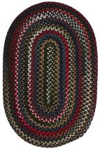 Colonial Mills Braided Chestnut Knoll Area Rug Collection