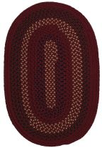 Colonial Mills Braided Deerfield Area Rug Collection
