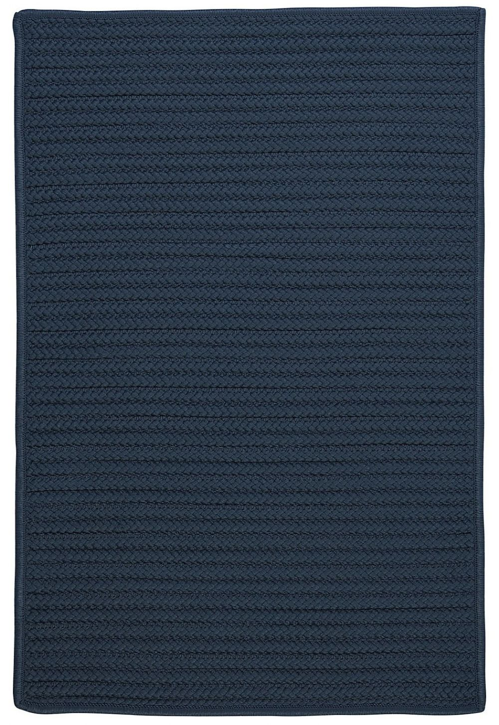 Colonial Mills Simply Home Solid Braided Area Rug
