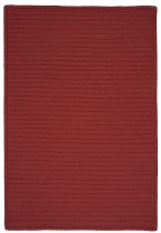 Colonial Mills Braided Simply Home Solid Area Rug Collection