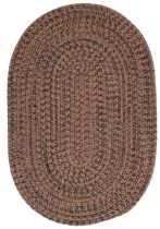 Colonial Mills Braided Hayward Area Rug Collection