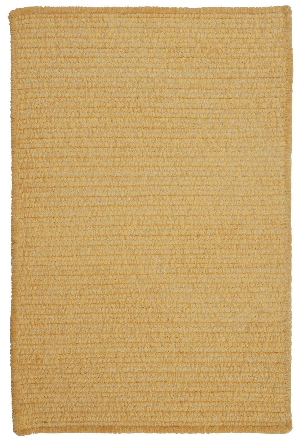 colonial mills simple chenille braided area rug collection