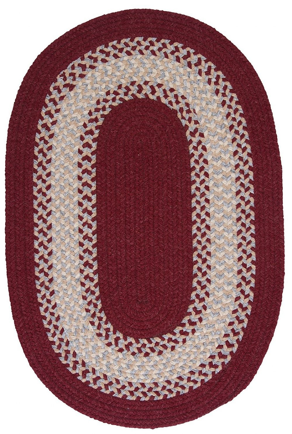 colonial mills north ridge braided area rug collection