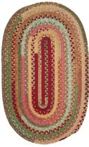 Colonial Mills Braided Olivera Area Rug Collection