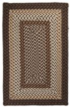 Colonial Mills Braided Tiburon Area Rug Collection