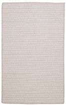 Colonial Mills Braided Ticking Stripe Rect Area Rug Collection