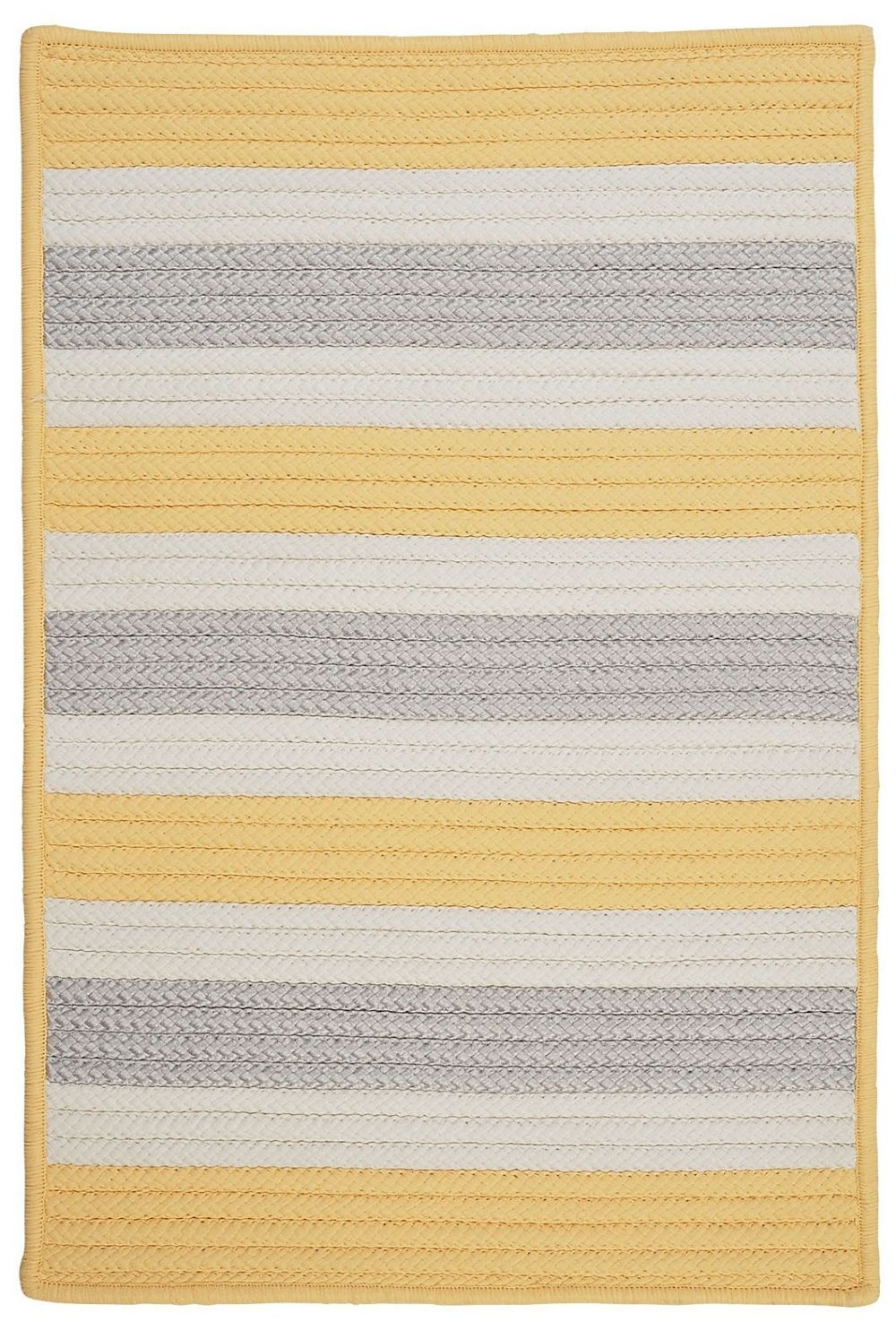 colonial mills stripe it braided area rug collection