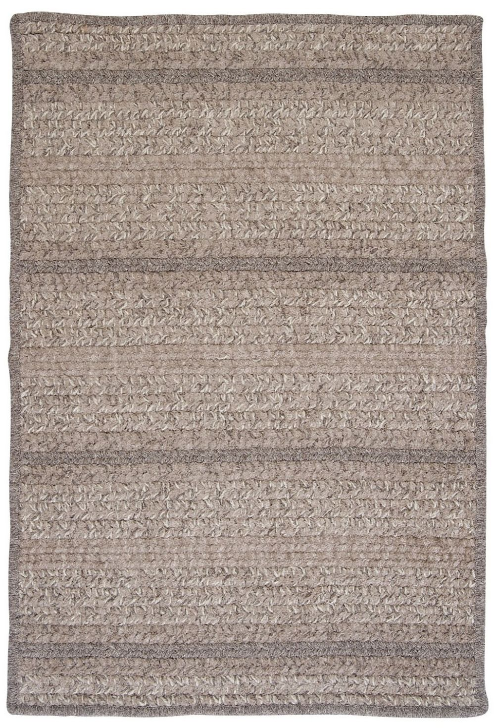 colonial mills texture-woven braided area rug collection