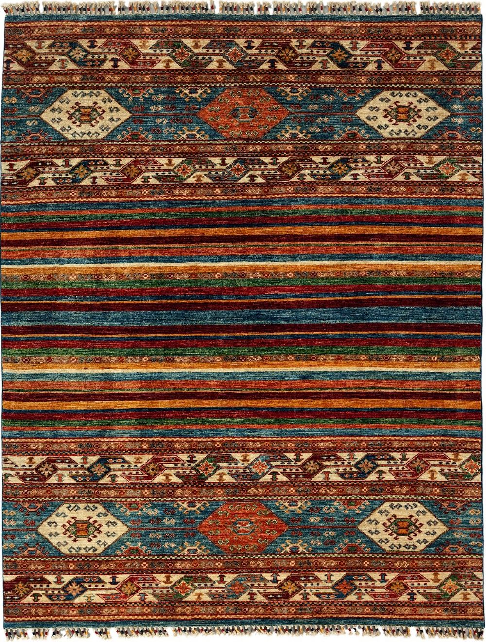 darya tribal traditional area rug collection