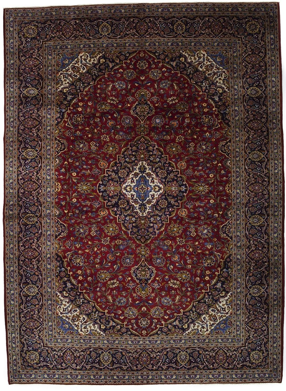 darya kashan traditional area rug collection