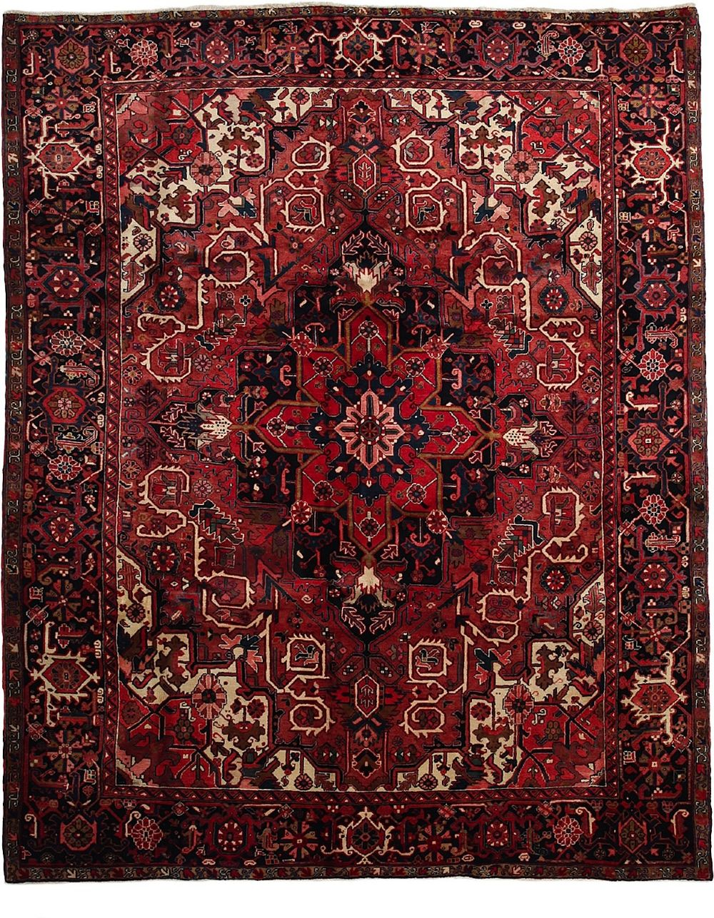darya heriz traditional area rug collection