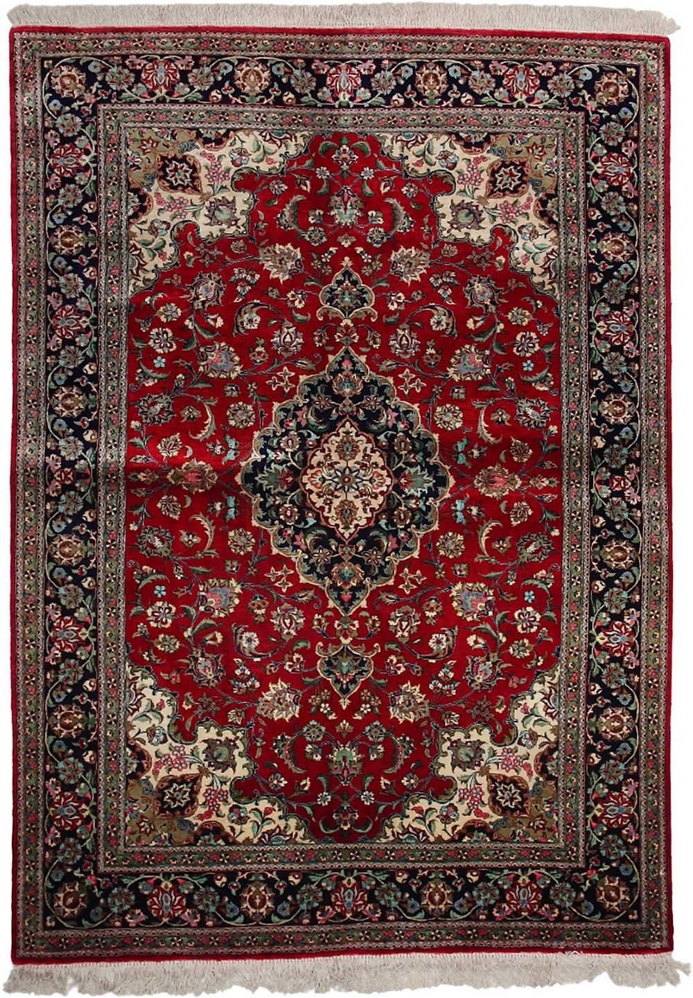 darya ghom traditional area rug collection