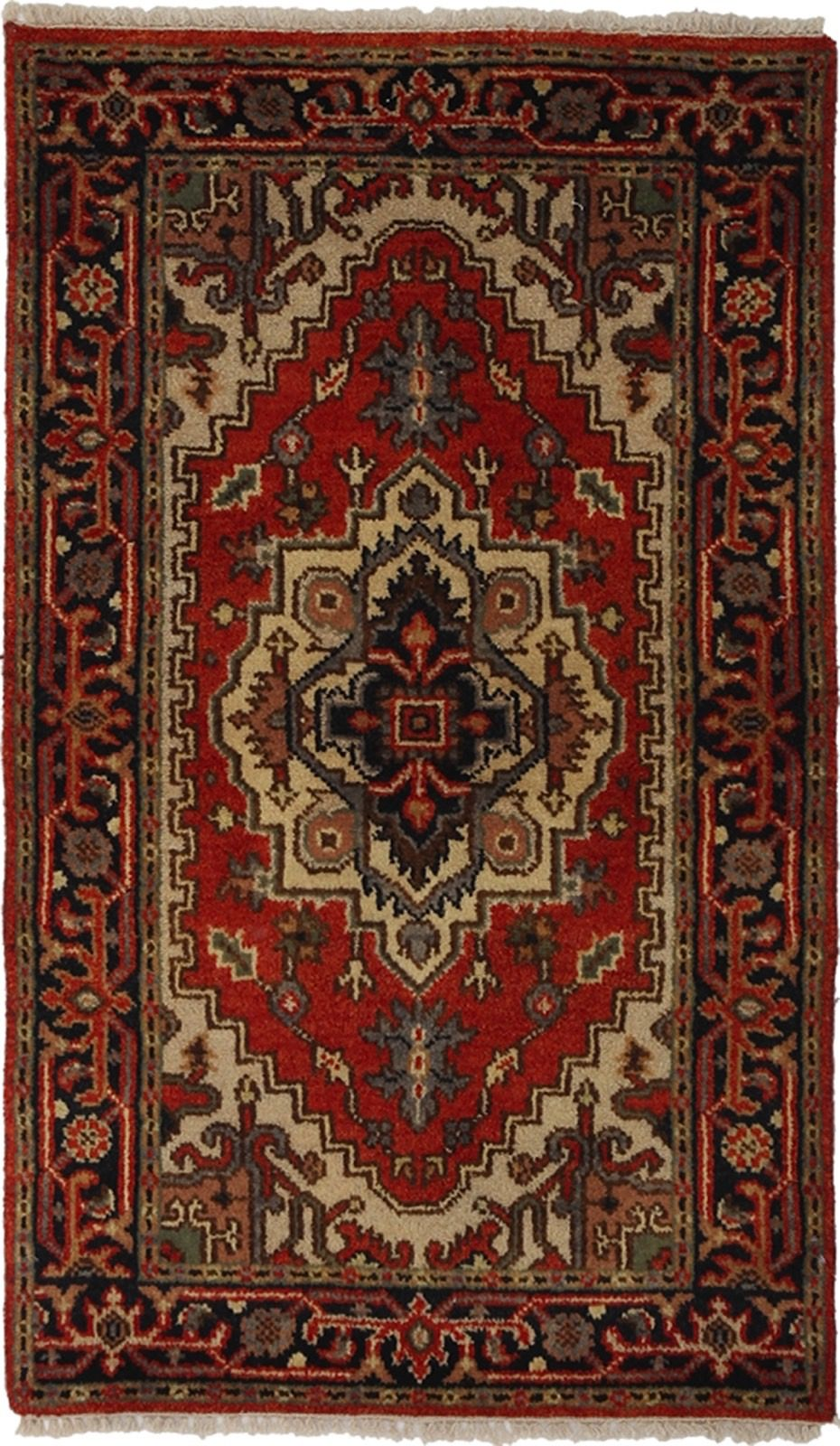 darya serapi traditional area rug collection