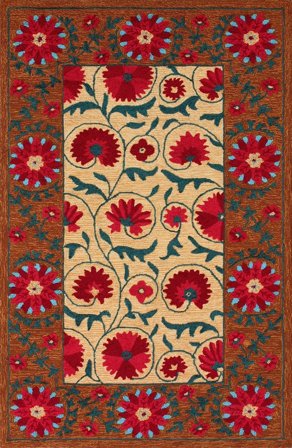nuloom grace traditional area rug collection