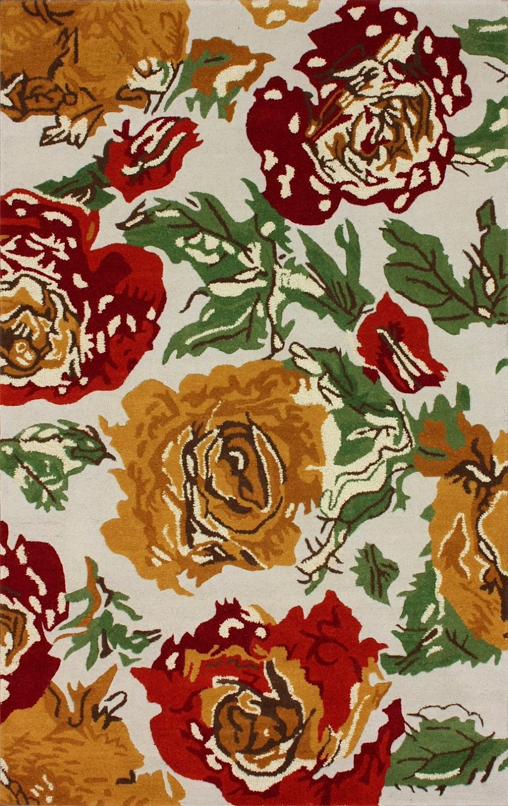 nuloom modella country & floral area rug collection