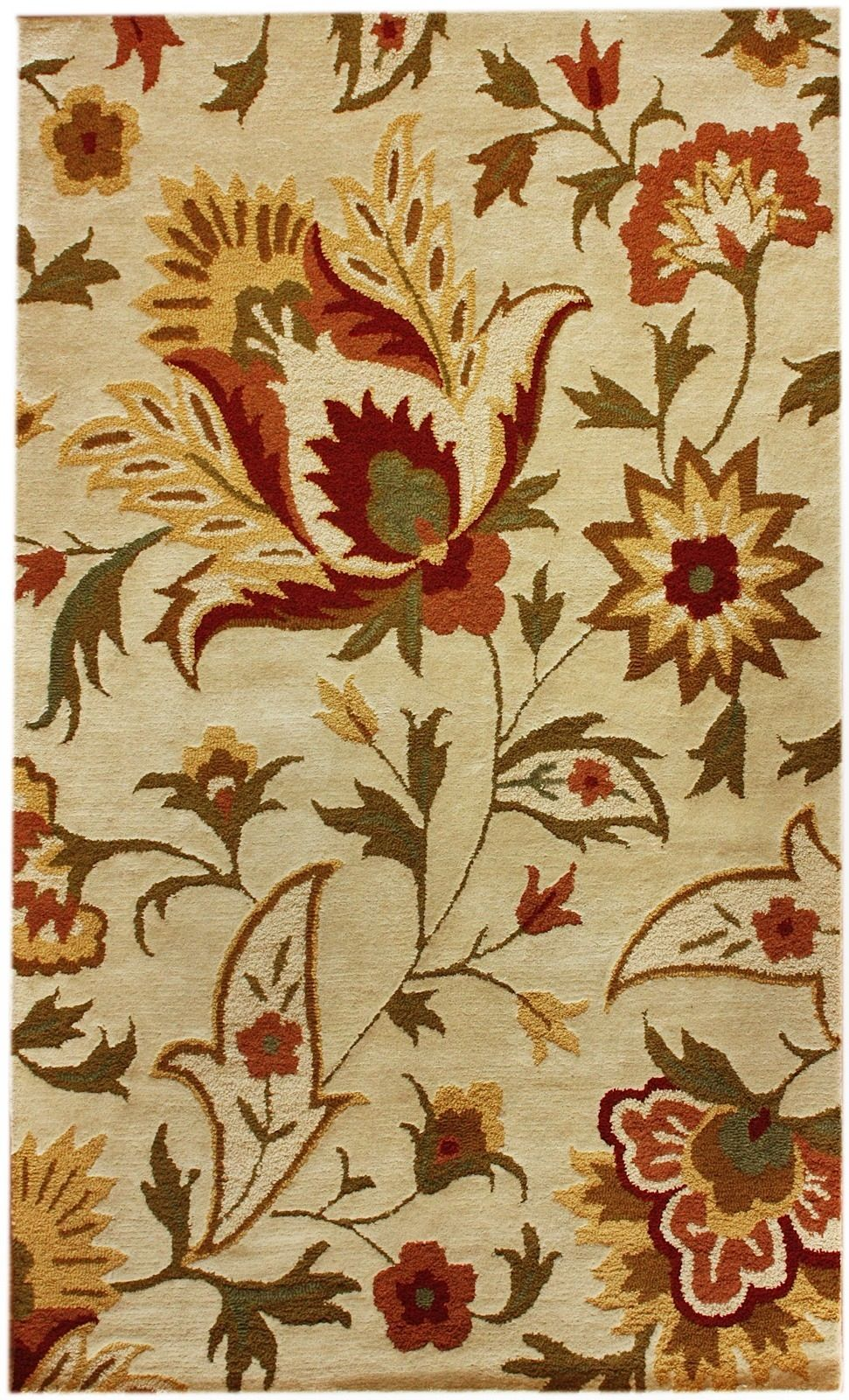 nuloom decor country & floral area rug collection