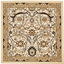 RugPal Country & Floral Kashan Area Rug Collection