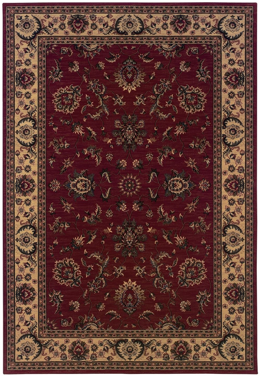 oriental weavers ariana traditional area rug collection