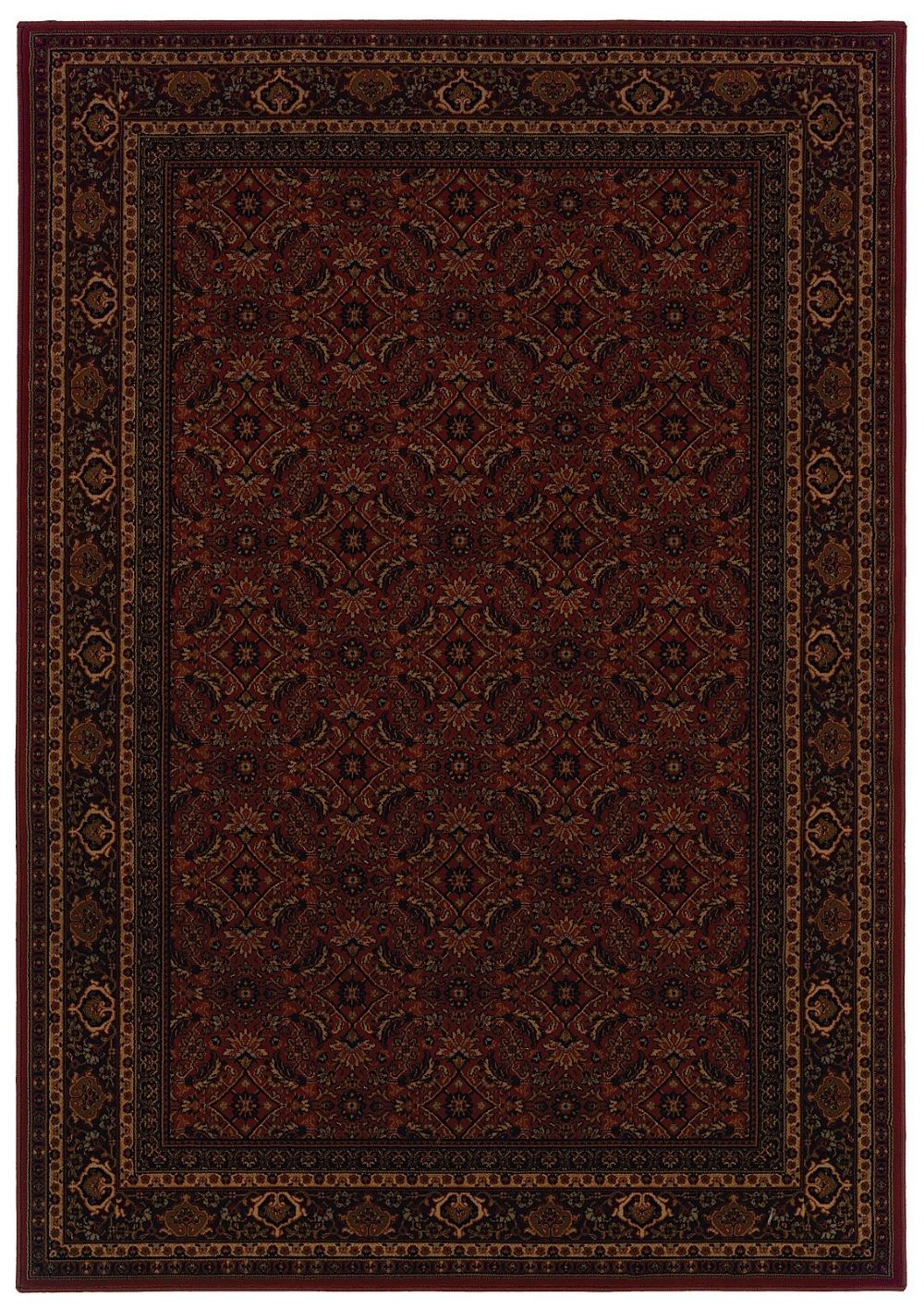 oriental weavers cambridge traditional area rug collection