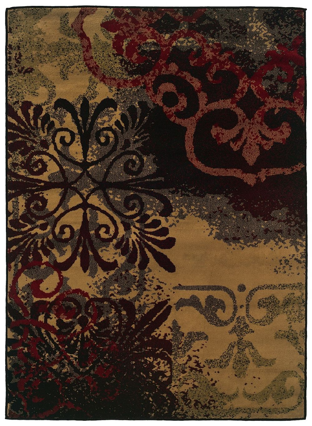 oriental weavers camden transitional area rug collection