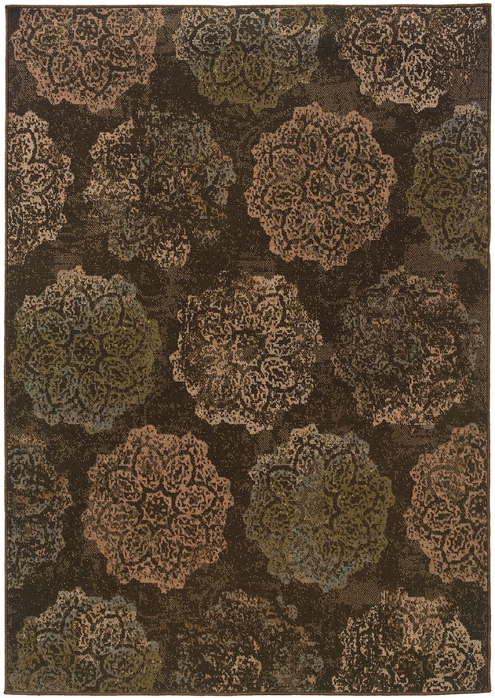 oriental weavers chloe traditional area rug collection