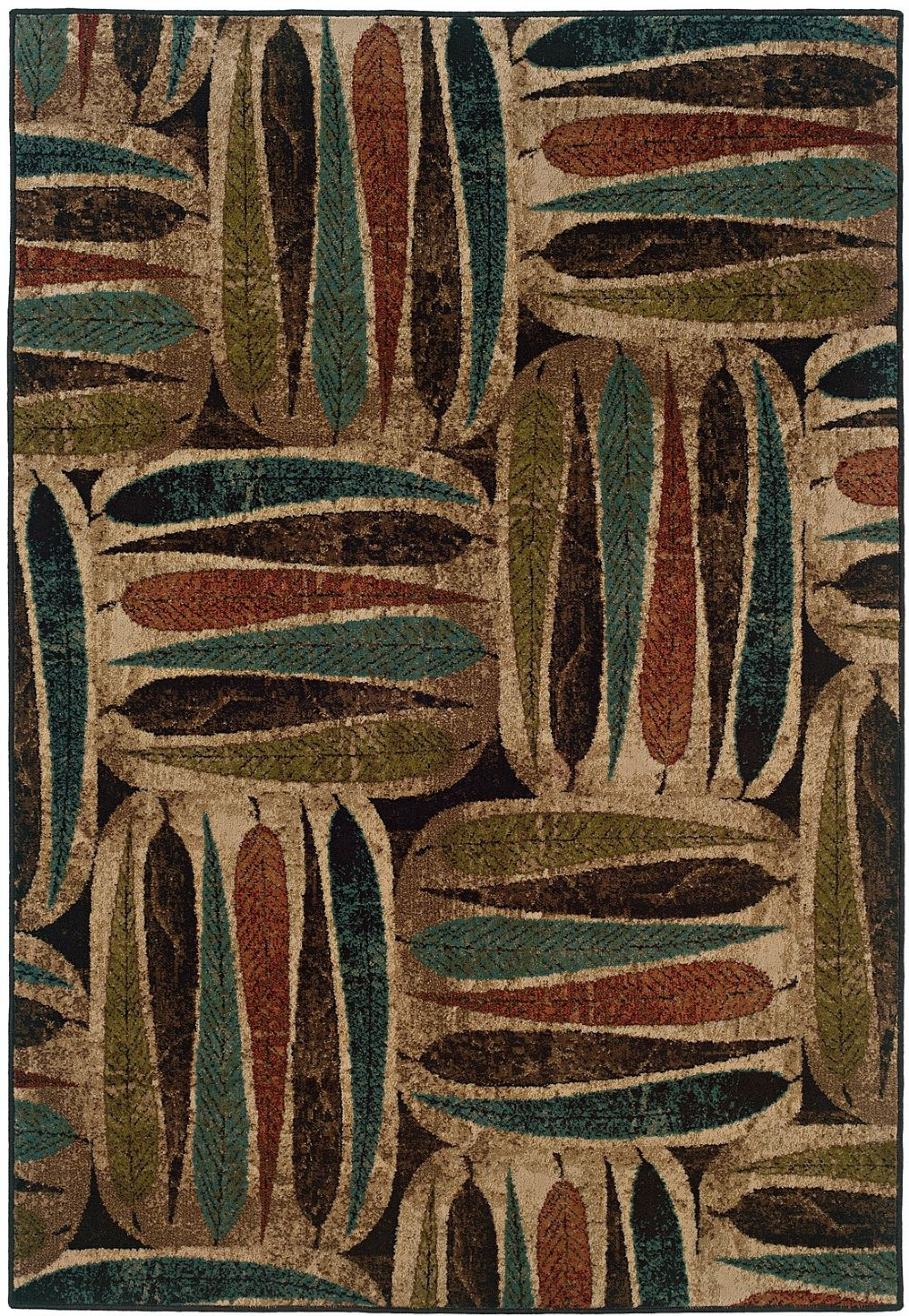 oriental weavers emerson transitional area rug collection