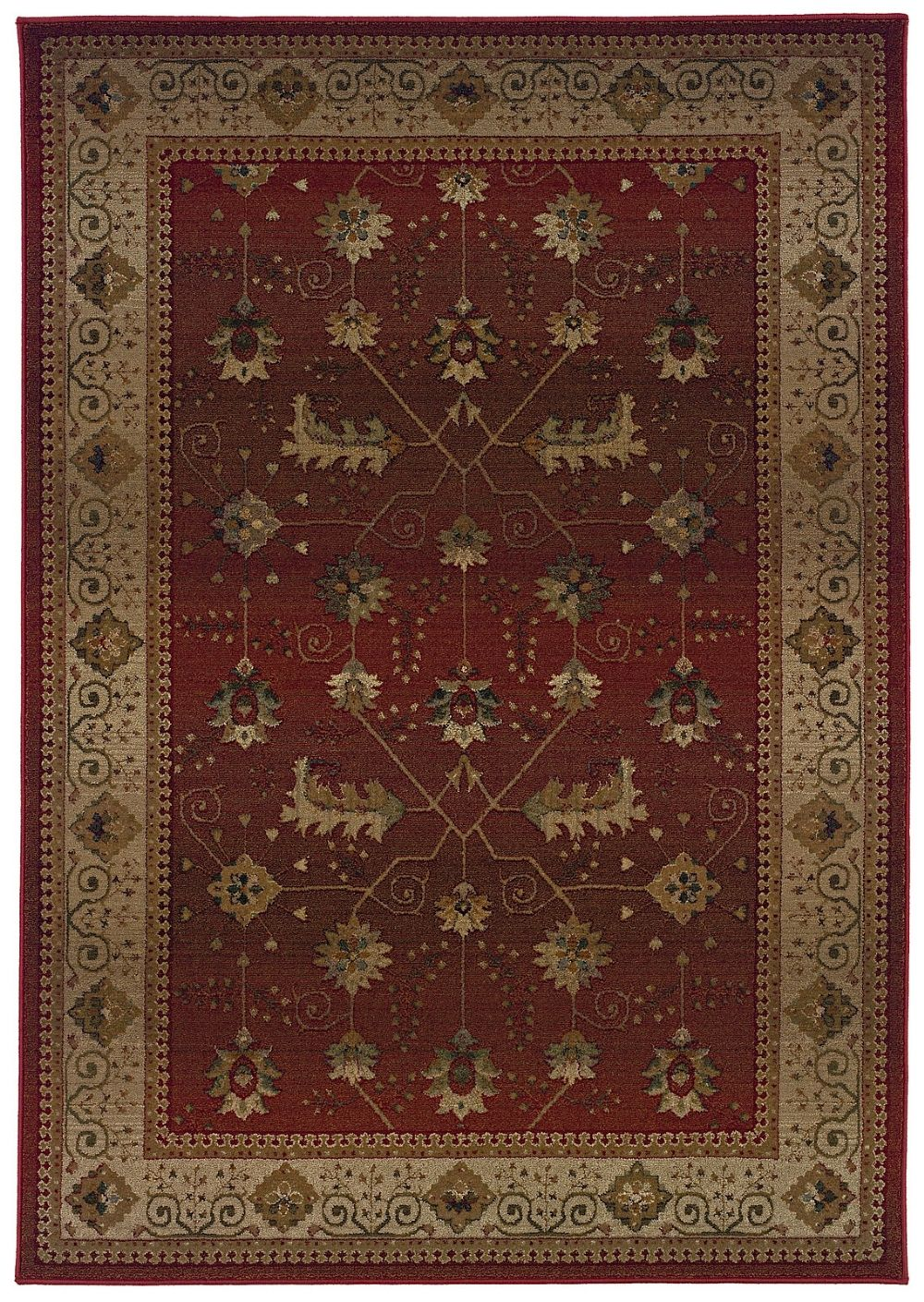 oriental weavers genesis traditional area rug collection