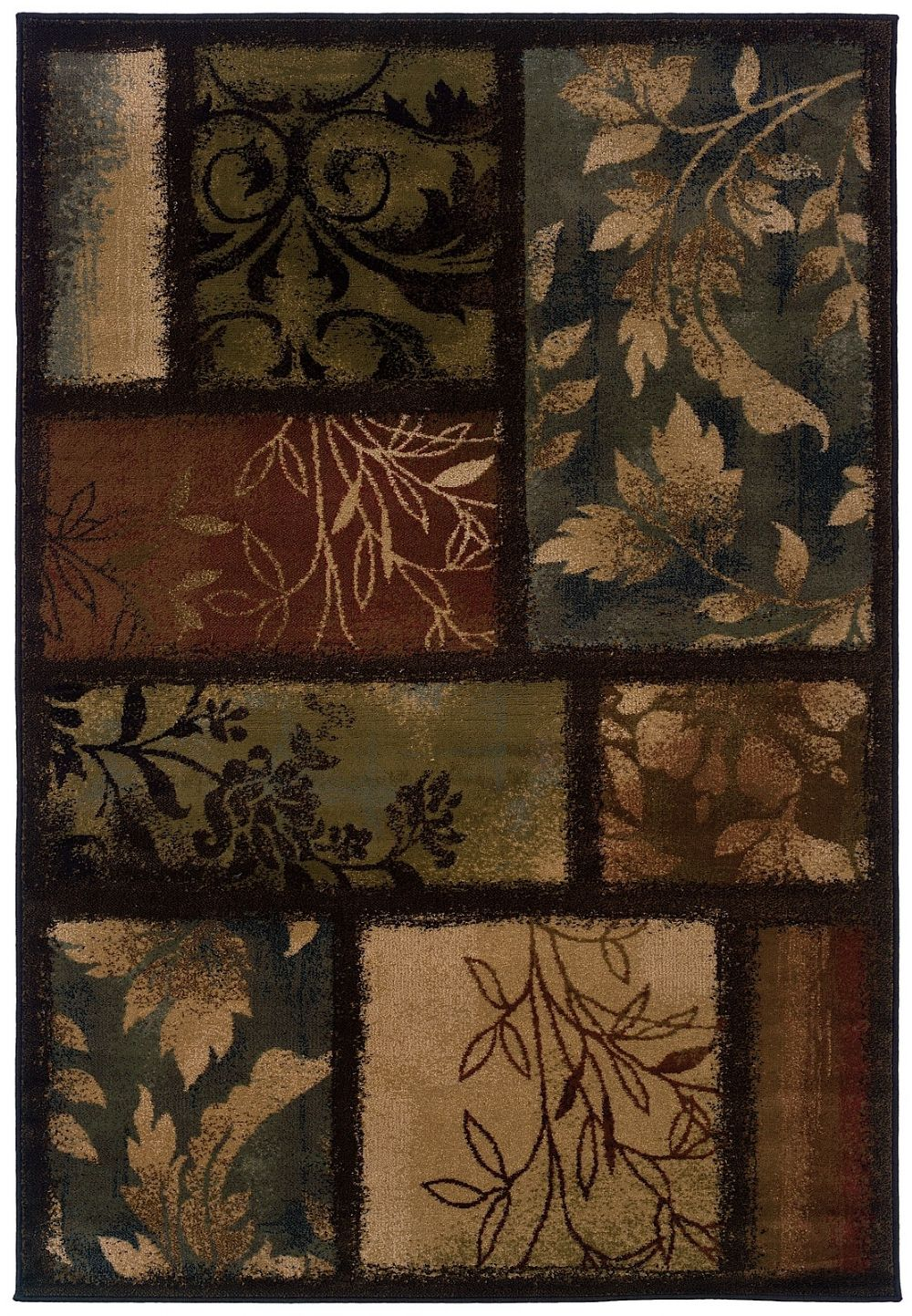 oriental weavers hudson contemporary area rug collection