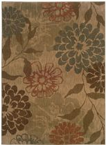 Oriental Weavers Contemporary Infinity Area Rug Collection