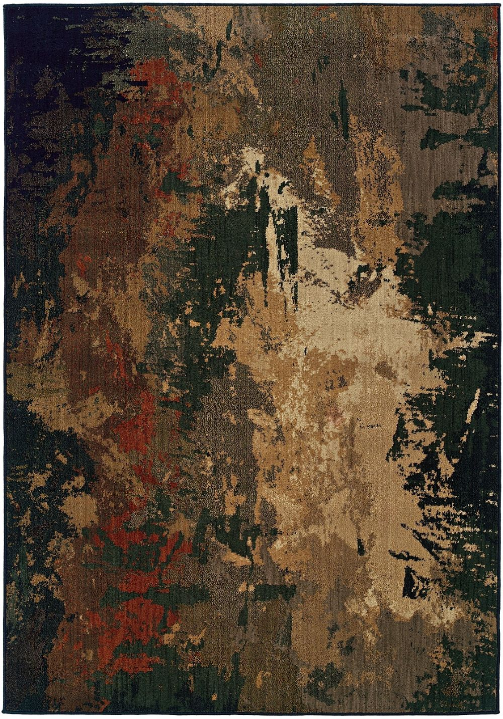 oriental weavers kasbah contemporary area rug collection