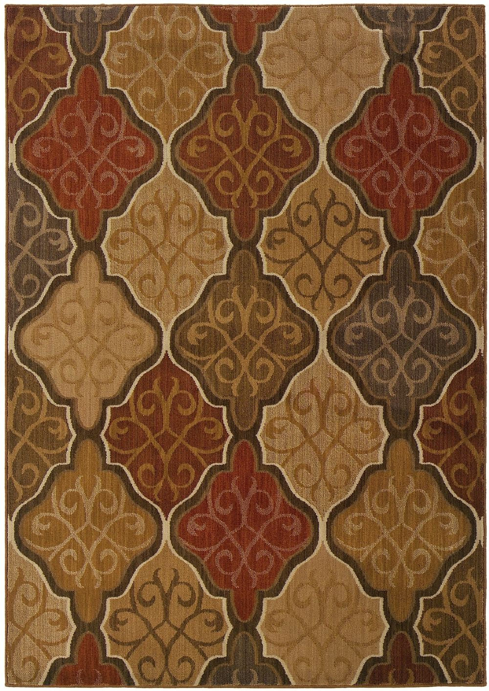 oriental weavers kasbah transitional area rug collection