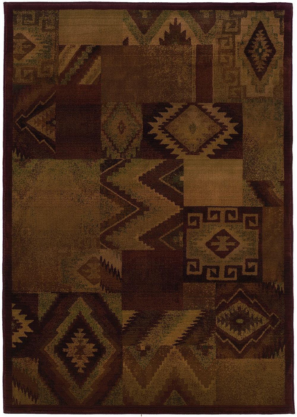 oriental weavers kharma ii transitional area rug collection
