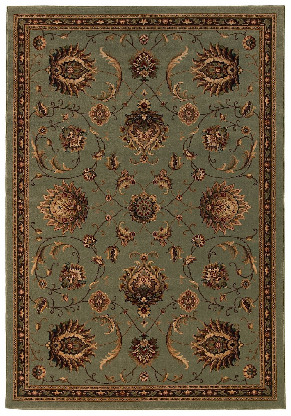 oriental weavers knightsbridge traditional area rug collection