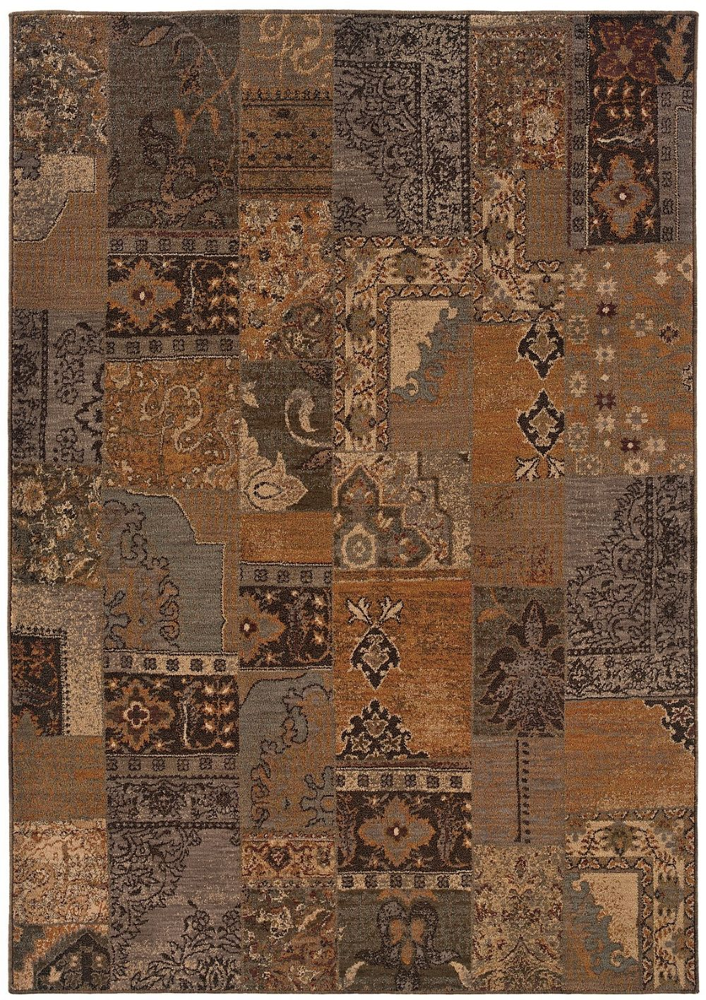 oriental weavers salerno traditional area rug collection
